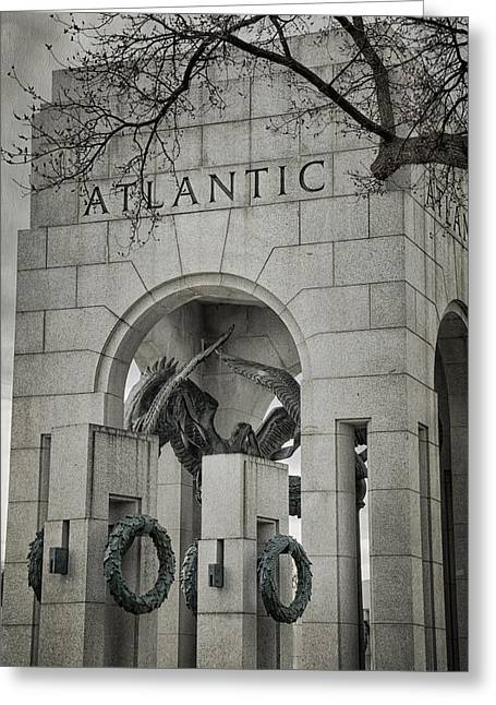 From The Atlantic Greeting Card by Joan Carroll