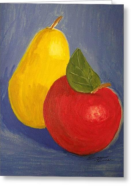 Fruit Greeting Card