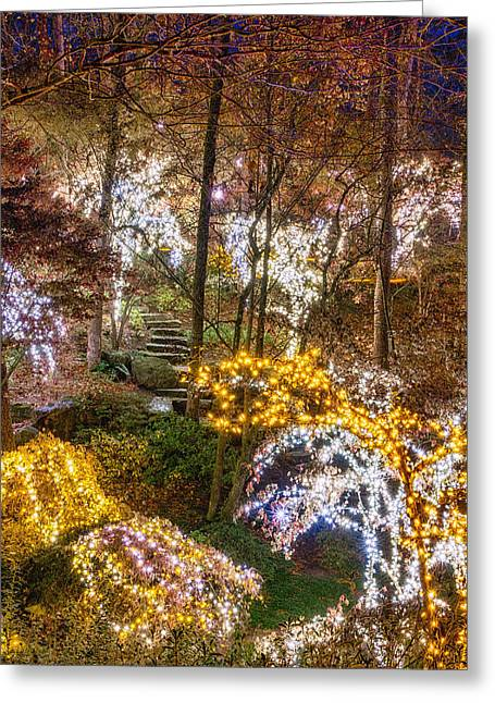 Golden Valley - Full Height Greeting Card