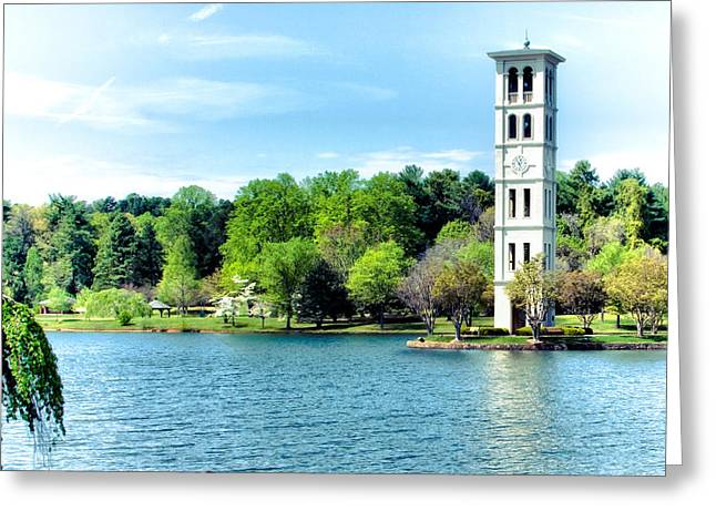 Furman Lake Greeting Card