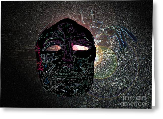 Galactic Dreams Greeting Card by L T Sparrow