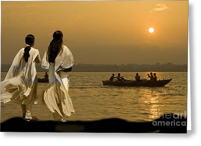 Ganges Every Day Greeting Card
