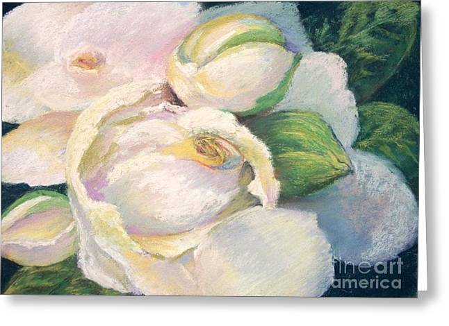 Gardenia 2 Greeting Card
