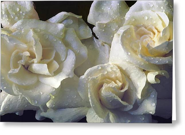 Gardenia I Greeting Card