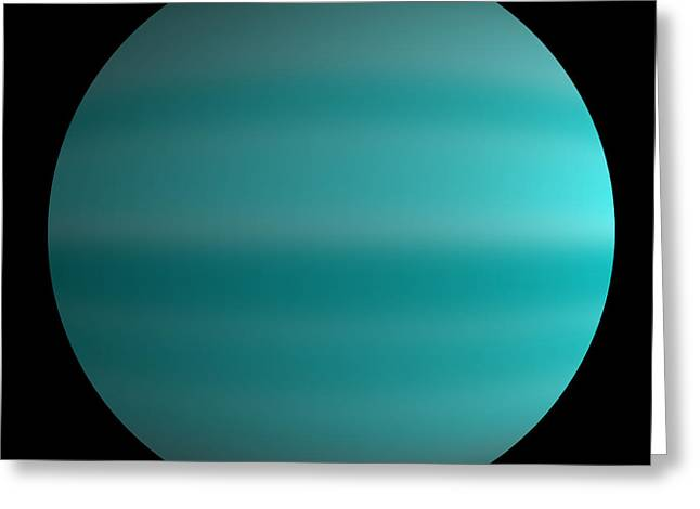 Gas Giant #5 Greeting Card
