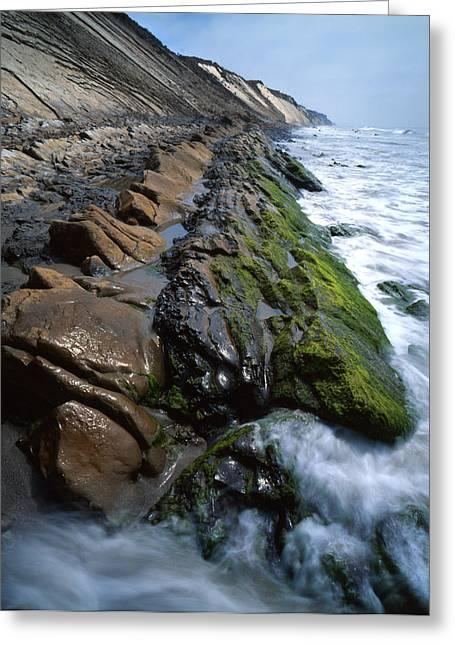 Gaviota Coastline Greeting Card