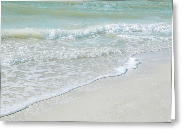 Gentle Waves Greeting Card