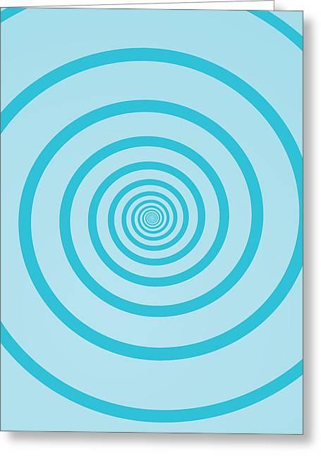 Geom St006 Greeting Card by Dhouib Skander