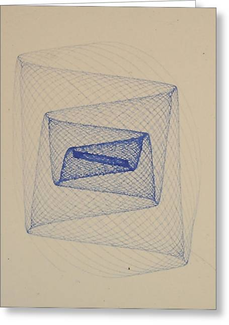 Geometry Greeting Card