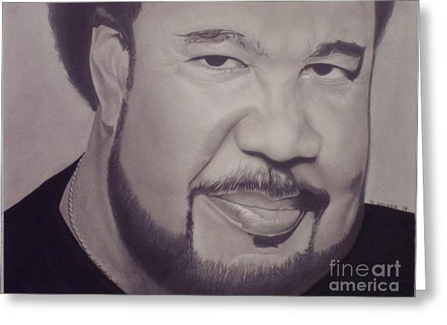 George Duke Greeting Card