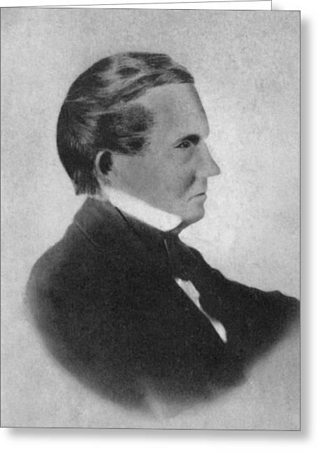 George Fitzhugh (1806-1881) Greeting Card