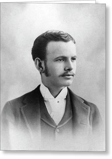 George Hale Greeting Card