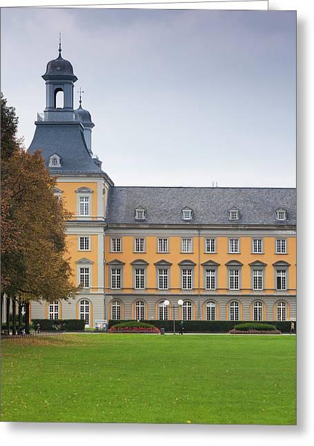 Germany, Nordrhein-westfalen, Bonn Greeting Card