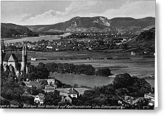 Germany Remagen, C1920 Greeting Card