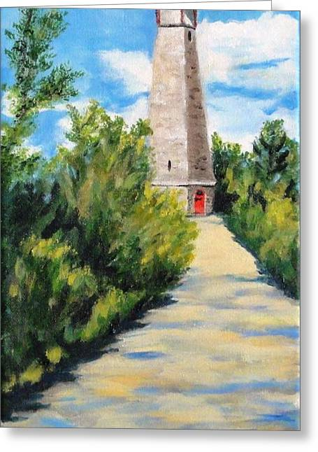 Gibraltar Point Lighthouse Greeting Card