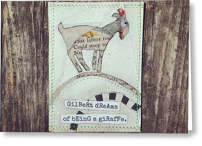 Gilbert Greeting Card