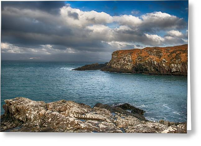Glanroon West Cork Greeting Card