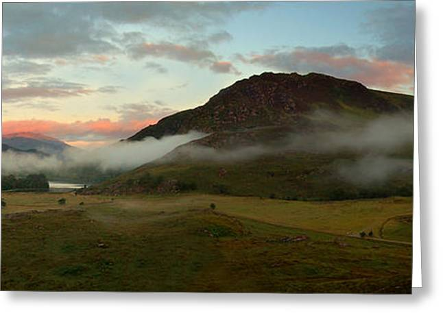 Glen Strathfarrar Greeting Card