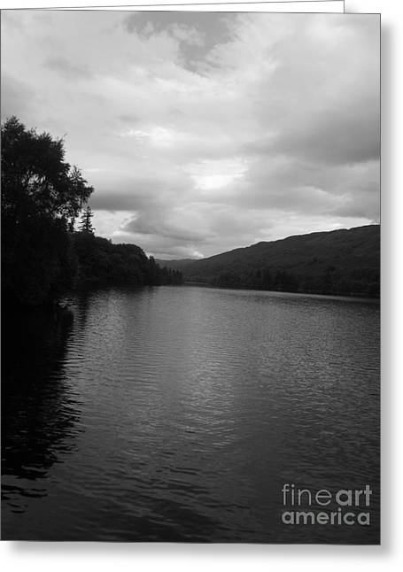 Glengarry's Loch Greeting Card