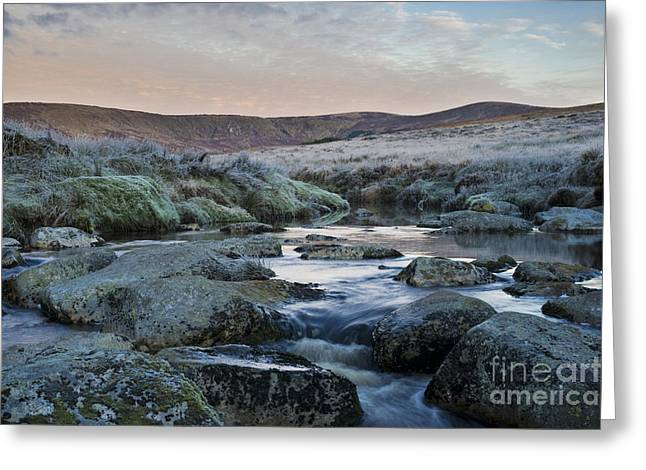 Glenmacnass 3 Greeting Card by Michael David Murphy