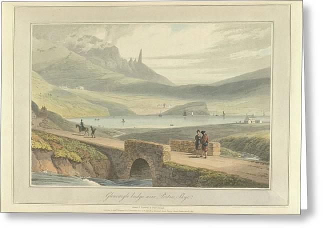 Glenvargle Bridge Greeting Card