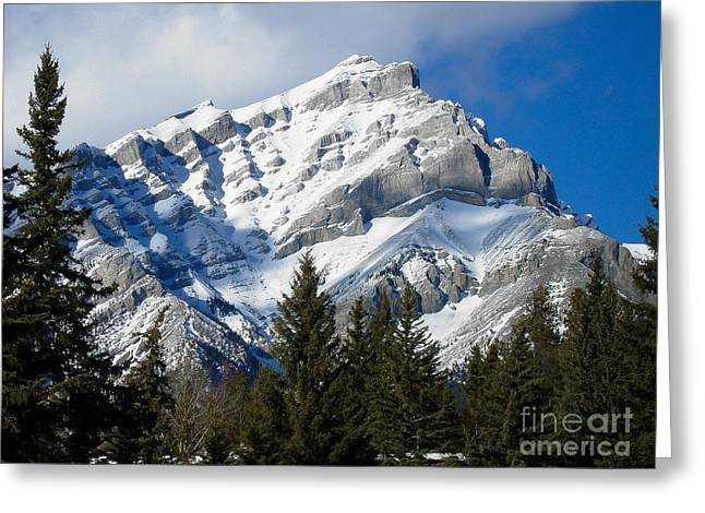 Glorious Rockies Greeting Card