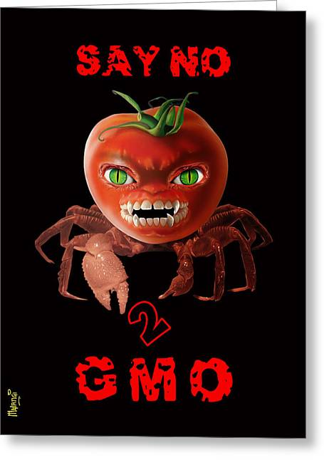 GMO Greeting Card
