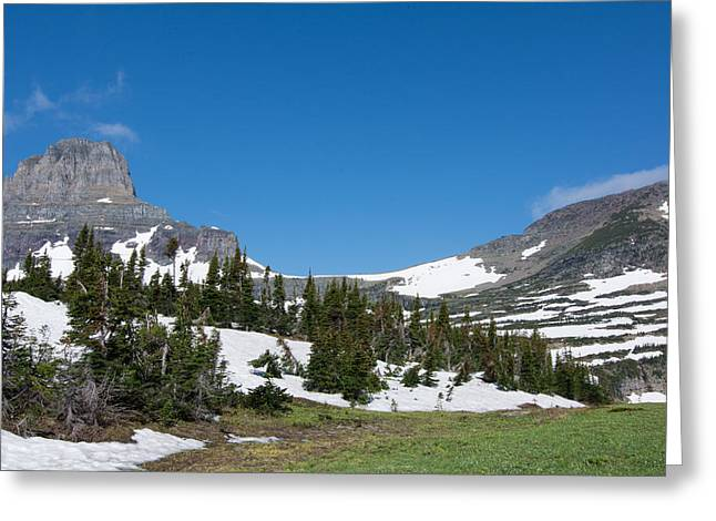 Gnp Continental Divide Greeting Card