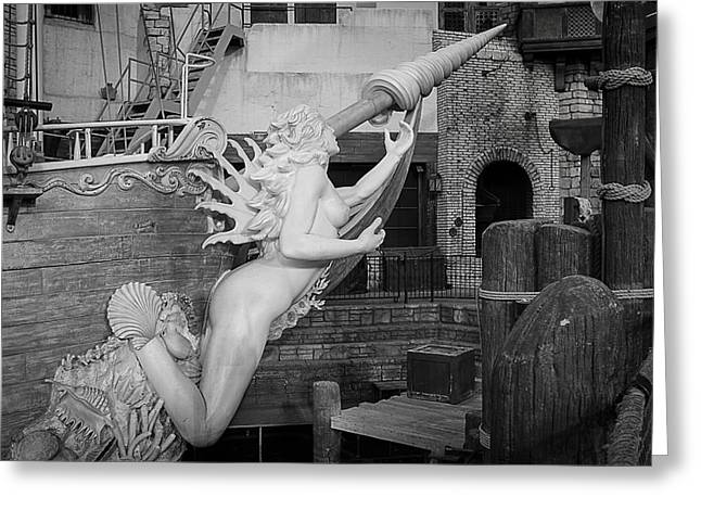 Go Figurehead Greeting Card by  Vince Maggio