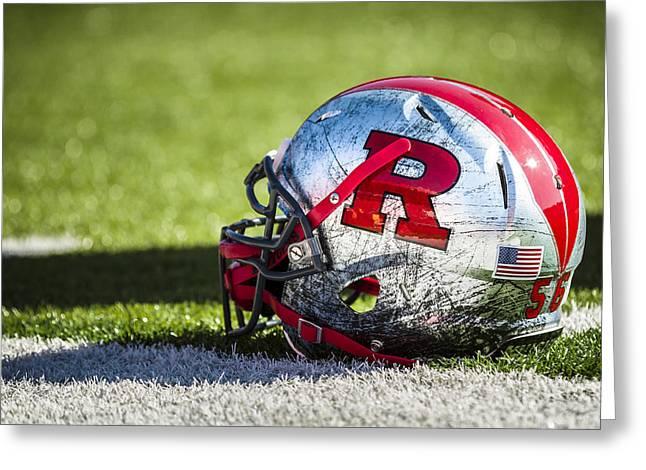 Go Rutgers Greeting Card