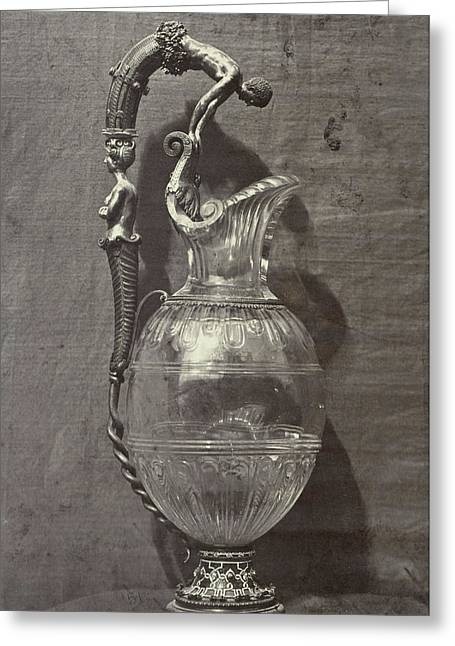 Goblet Of Isabella II Greeting Card