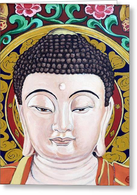 Goddess Tara Greeting Card