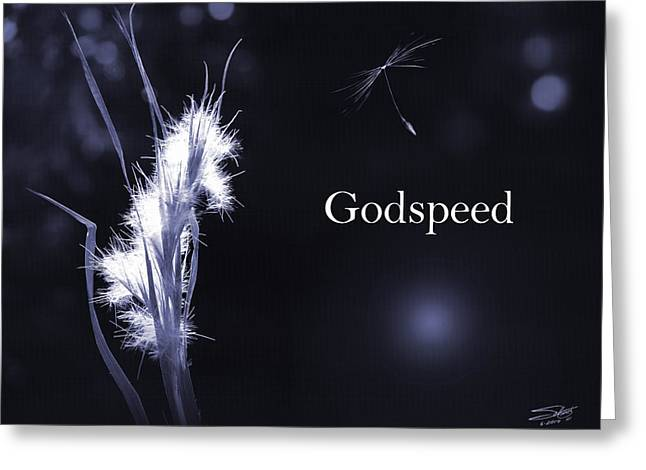 Godspeed Greeting Card