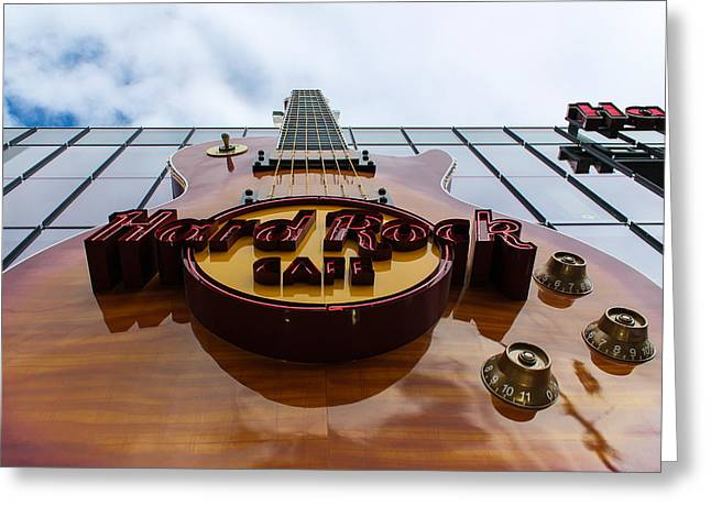 Greeting Card featuring the photograph Goes To Eleven by Glenn DiPaola