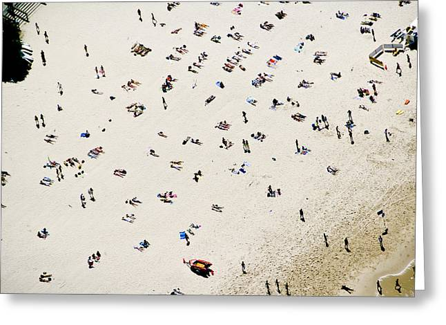 Gold Coast, Queensland Greeting Card by Brett Price