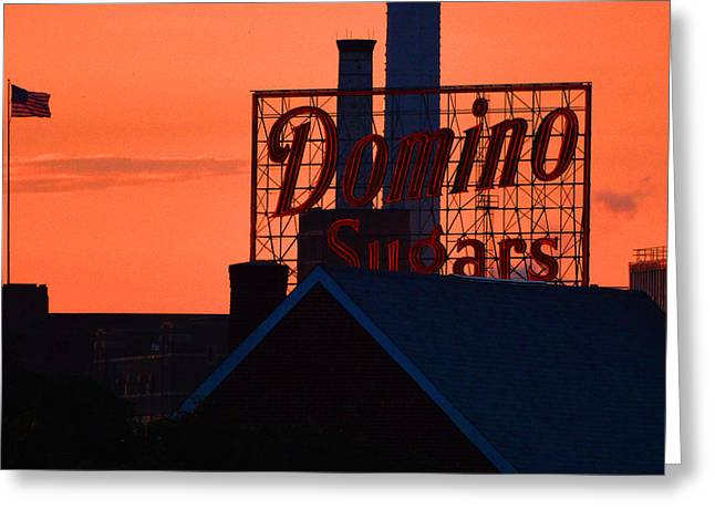 Greeting Card featuring the photograph Good Morning Sugar by Bill Swartwout