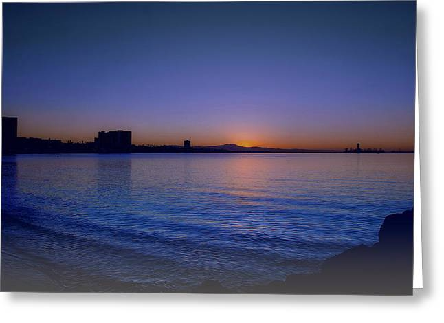 Greeting Card featuring the photograph Good Morning Sunshine 2 by Joseph Hollingsworth