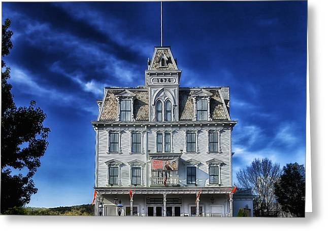 Goodspeed Opera House Greeting Card by Mountain Dreams