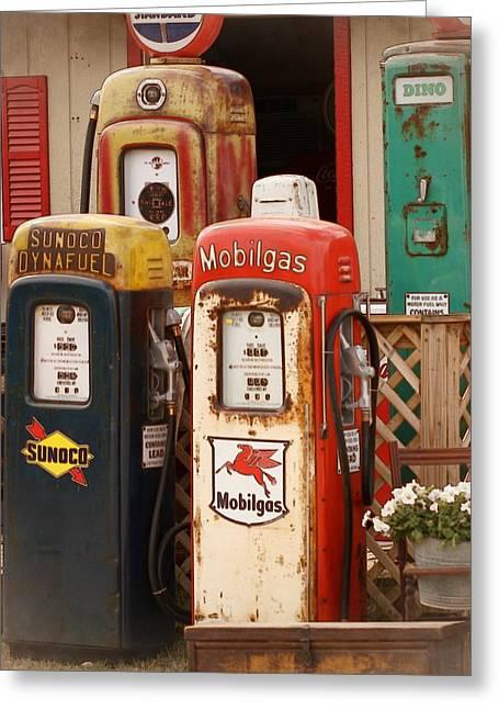 Got Gas? Greeting Card