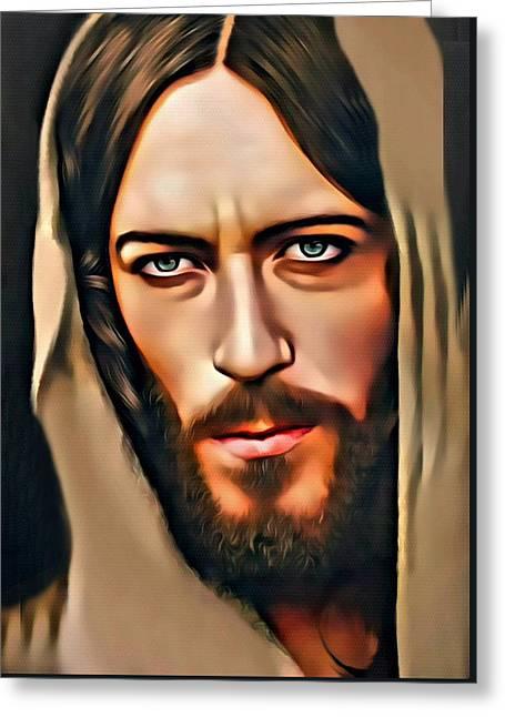 Got Jesus? Greeting Card