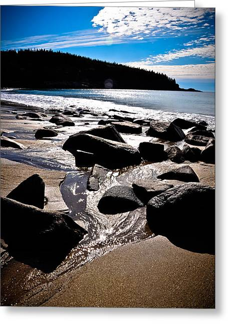 Got Rocks Greeting Card by Kristopher Schoenleber