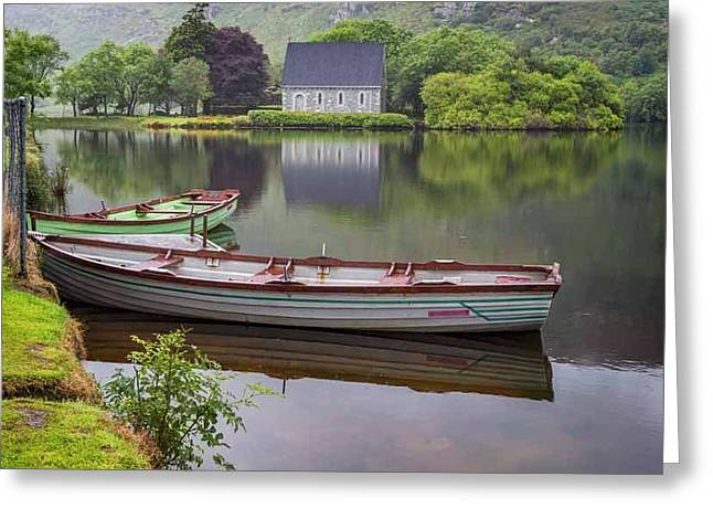 Gougane Barra, Ireland Greeting Card
