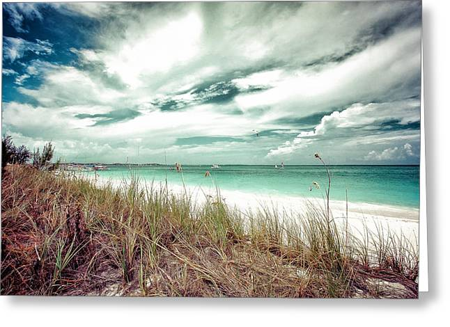 Grace Bay Greeting Card