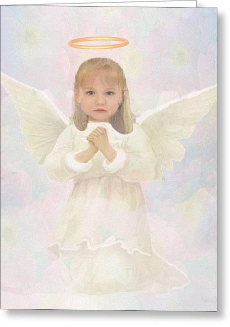Gracious Prayer Greeting Card