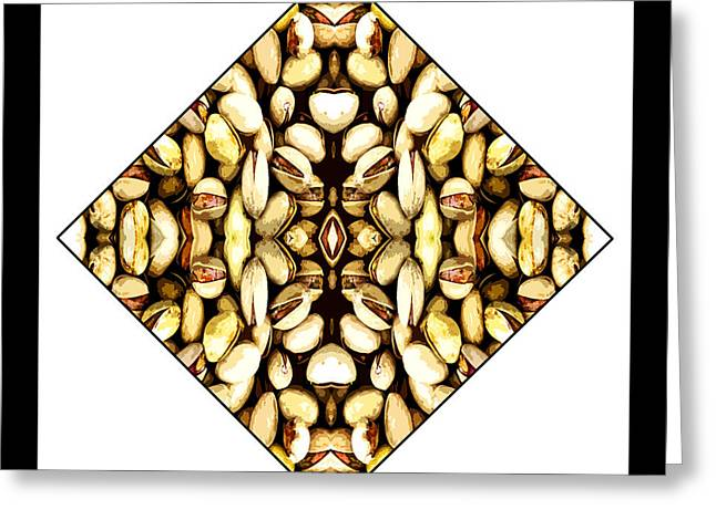 Grains Greeting Card by Roberto Alamino