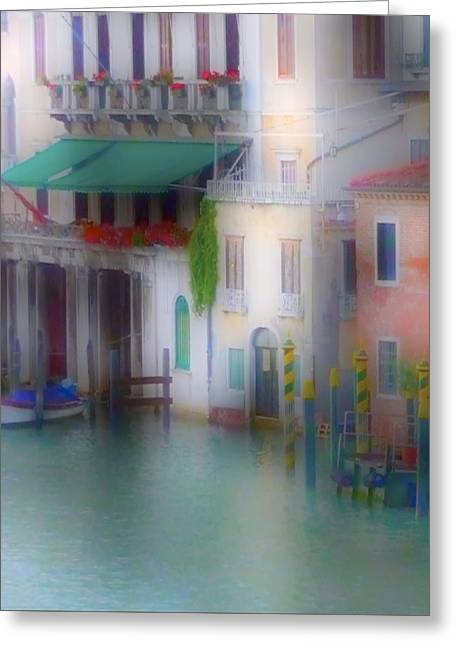 Grand Canal Sunrise Greeting Card