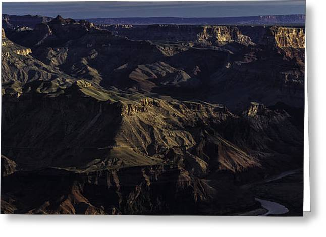 Grand Canyon 11 Greeting Card by Richard Mason