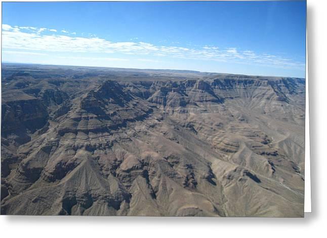 Grand Canyon - 121235 Greeting Card