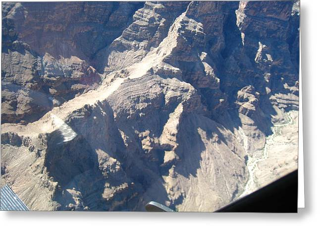 Grand Canyon - 121247 Greeting Card