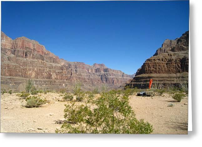 Grand Canyon - 121270 Greeting Card
